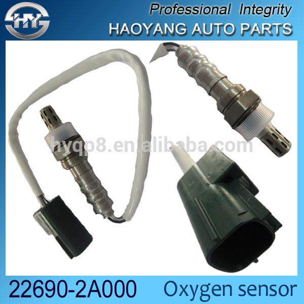 Auto Engine parts Original 5 wire oxygen sensor OEM 22690-2A000