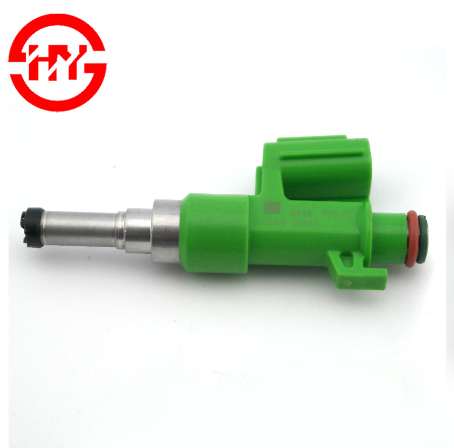 12 holes 360CC INJECTOR ASSY FUEL OEM 23250-38010 23209-3801023209-09110 fit for USK5  3URFE