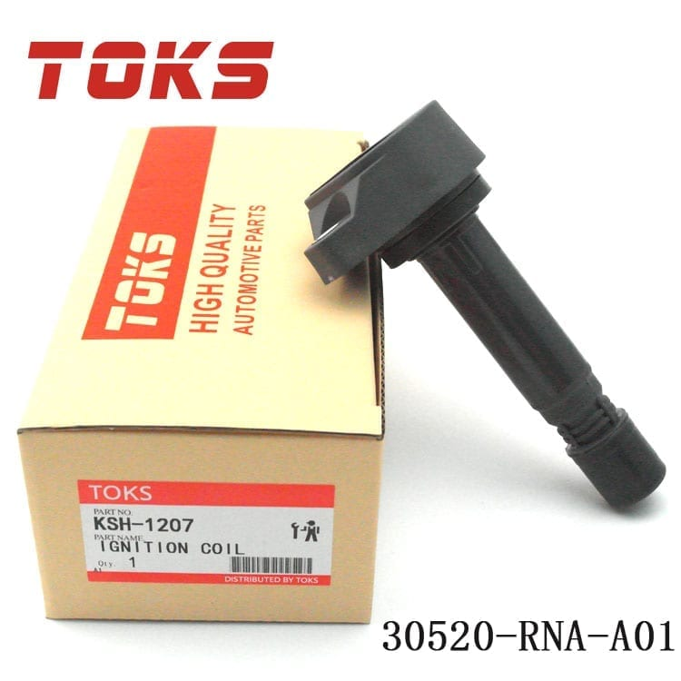 new product TOKS auto parts electronic ignition coil OEM 30520-RNA-A01