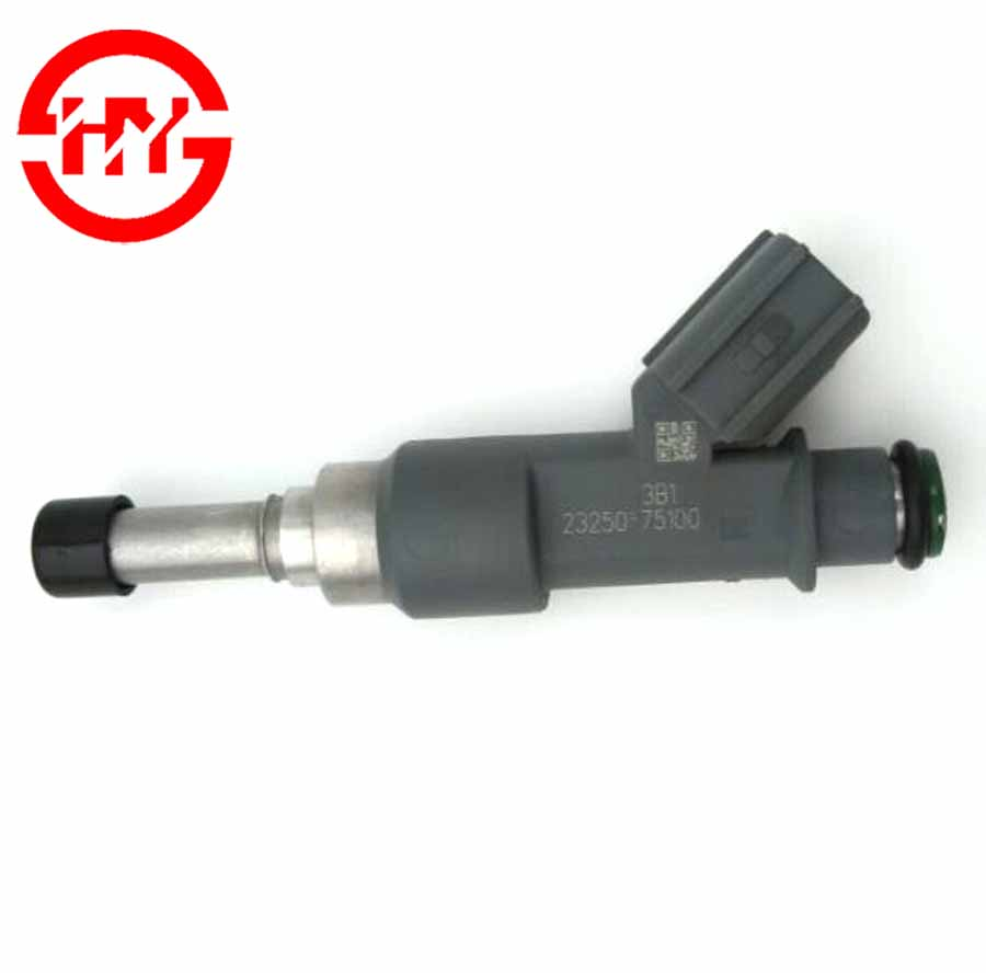 Manufacture TOKS Fuel Injector Nozzles for TRJ120/TGN#TRH21 OEM 23250-75100 23209-79155 23250-79155