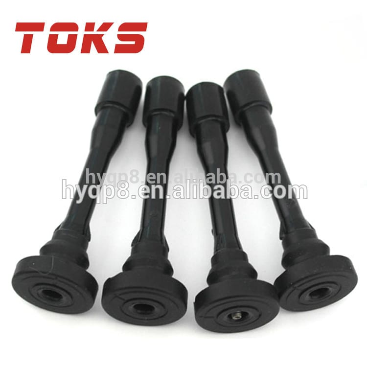 Wholesale Bakelite Long Rubber Boot TO-012 for Ignition Coil MD362907 MD361710 MD362903 0221500802