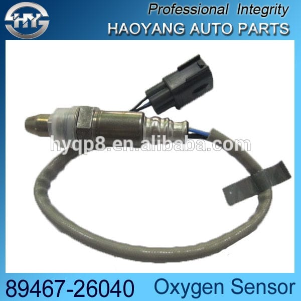 good quality low price auto parts OEM#89467-26040 industrial oxygen sensor For TOyo Japanese car