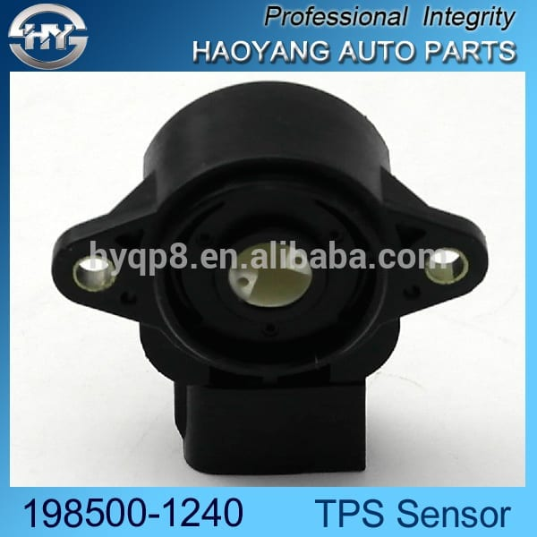 Throttle Position Sensor For CUORE VII TPS sensor 89452-97205 198500-1240 89452 97205 19850