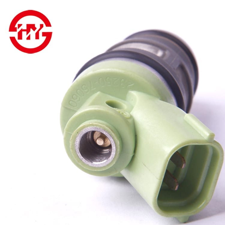 auto spare parts car fuel injector assembly for Japanese car oem 23250-75060