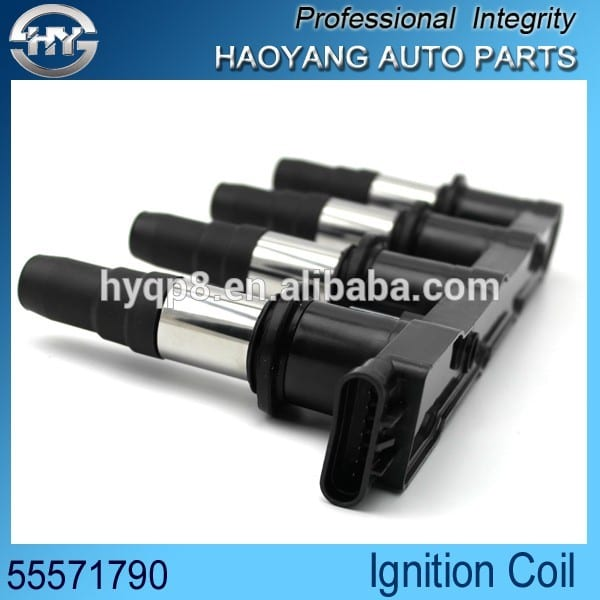 auto spare parts car ignition coil pack OEM# 55571790 26163171