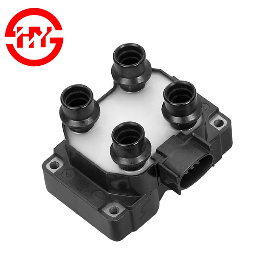 Automotive motorcycle Engine Ignition Coil pack 1649067 6503279 6503280 6860288 Featured Image