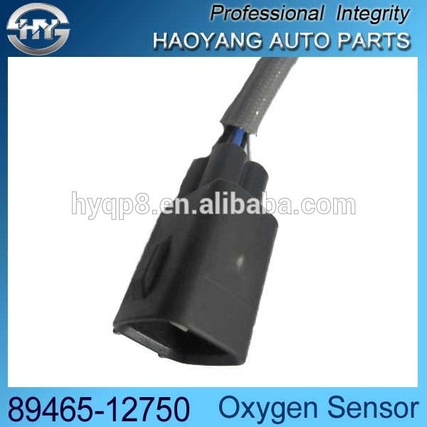 China Wholesale High temperature car medical oxygen sensor OEM# 89465-12750 For TOyo Japanese car