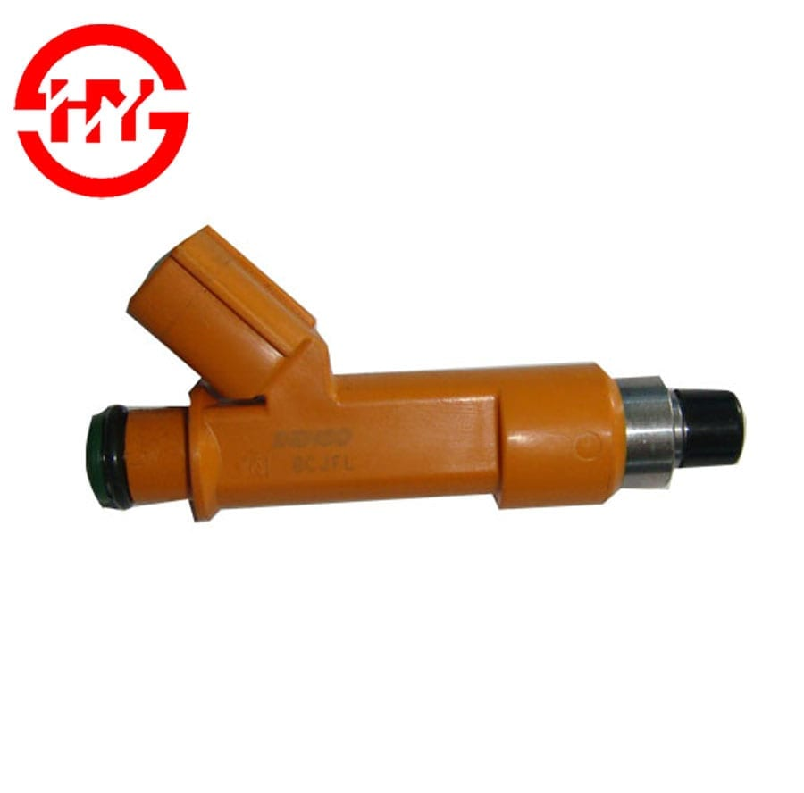 Used Japanese Car Maz 2 8FP21 1.3L 16V Spare Parts Electronic Original Fuel Injector Nozzle 297500-0110