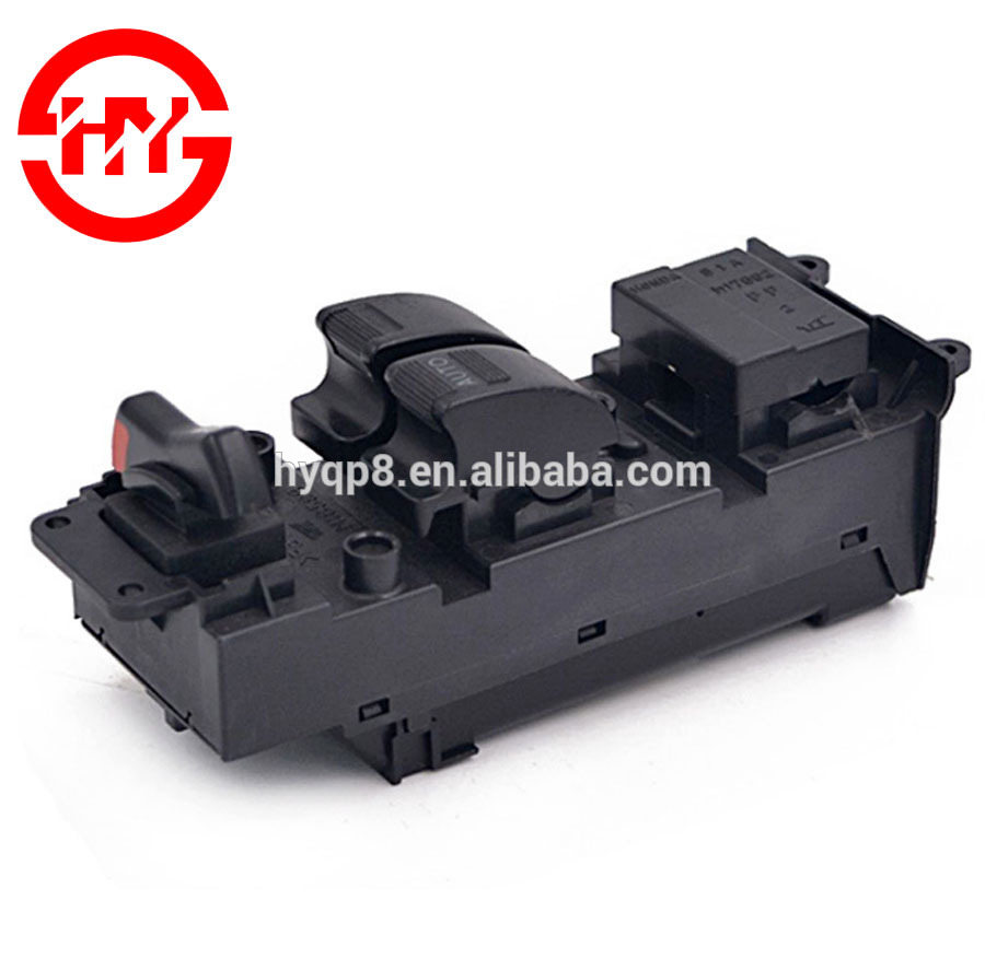 High Performance Electric Car Spare Parts Window Lifter Control Switch OEM 35750-S1C-G02 for Japanese Car