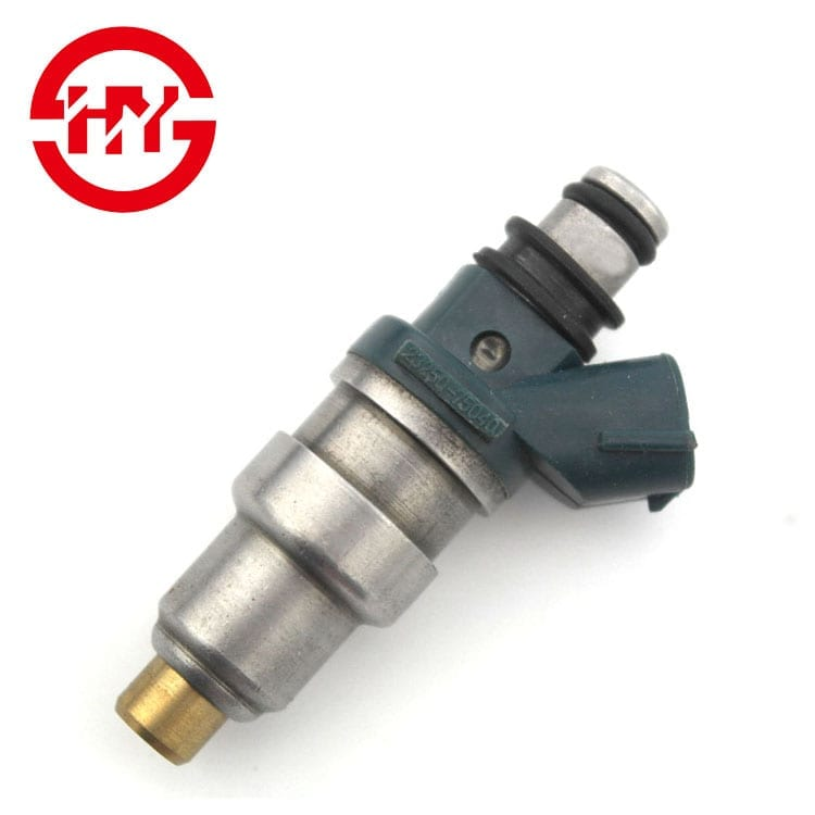 Hot New Products reasonable price injector assy fuel for Japanese car oem 23250-75040