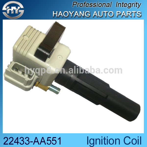 TOKS Engine coil ignition coil pack for WRX 4-Door 2.0L OEM FK0334 22433-AA551 22433AA551