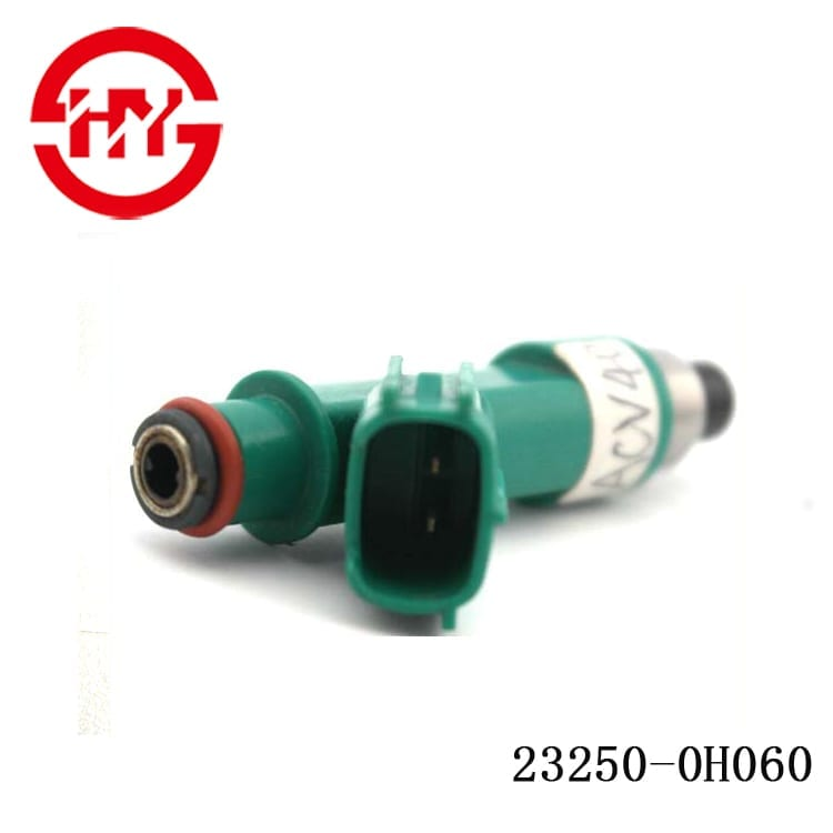 Perfect quality factory price fuel injector OEM# 23250-0H060 / 23209-0H060 nozzle for car