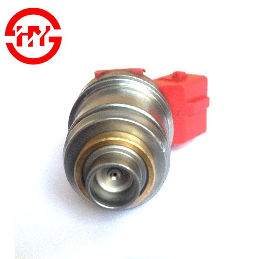High flow injector Car fuel System Nozzles Red fuel injection OEM JS21-1 16600-86G00 for D21 2.4L-L4