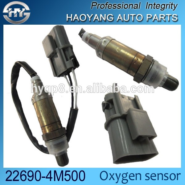High Performance Genuine Front Oxygen Sensors for Japanese Car Nis Sun N16 22690-4M500 for sale