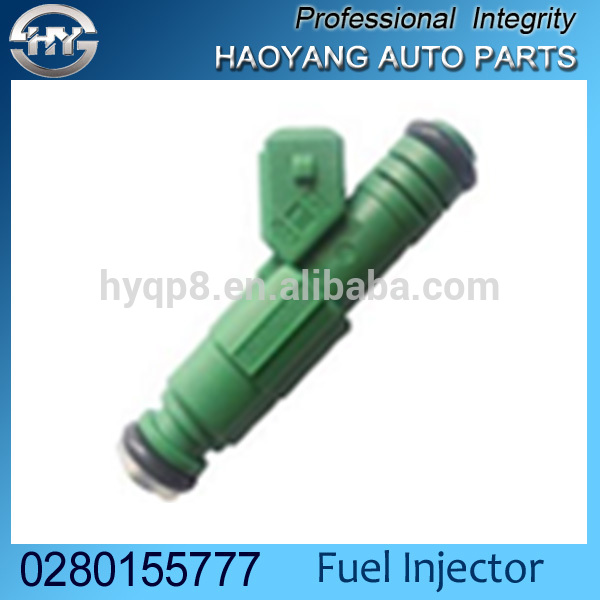 0280155777 Fuel injector nozzle for European car fuel injector type