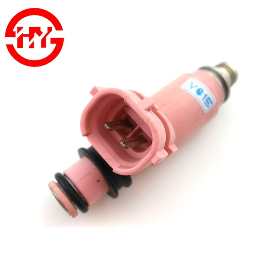 automobile parts Fuel Injector Nozzle FOR Japanese car 195500-3910 Hao Yang Auto Parts Featured Image