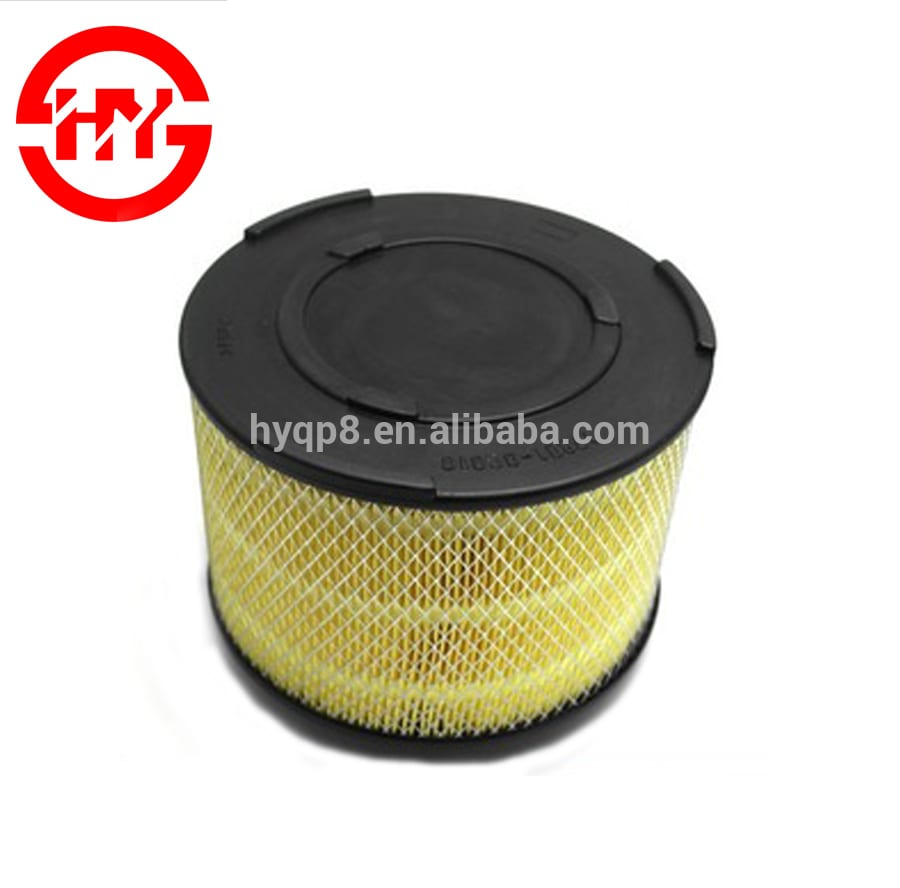 Faborable price auto clean filter ail filters 17801-0C010 for Japanese car