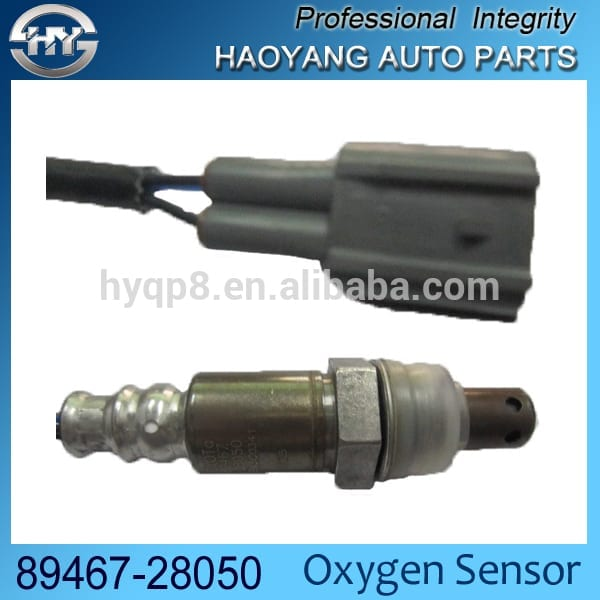 high performance japanese car Lambda oxygen sensor 89467-28050 oxygen sensor price