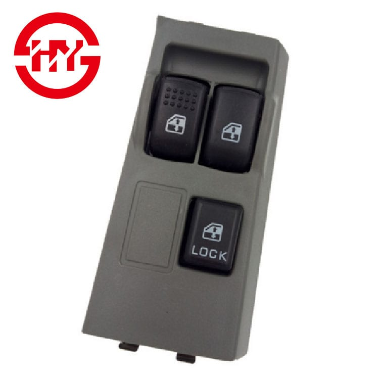 Manufacturing Wholesale CC898318 Window Master Control Switch For Japanese car Canter 12V / 24V