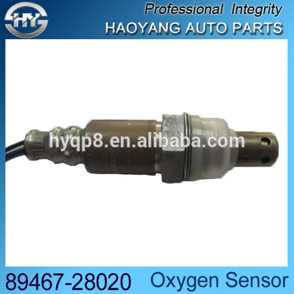 China Wholesale High temperature car medical oxygen sensor OEM# 89467-28020 For TOyo Japanese car