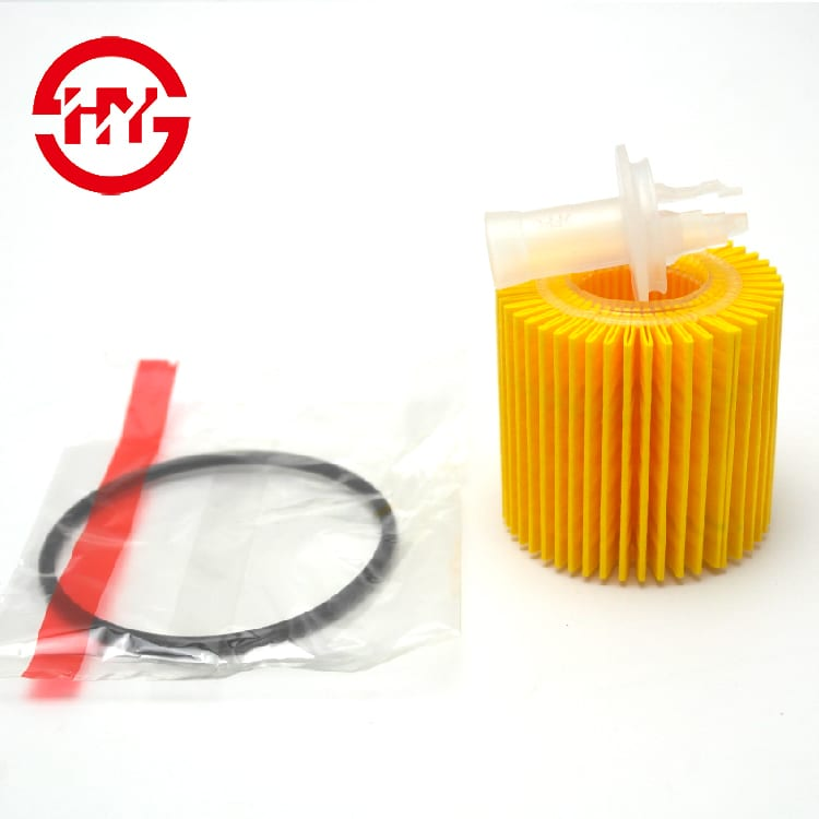 Factory Price Auto Parts Oil filter for Japanese car 04152-0P010 04152-31060 04152-YZZA5