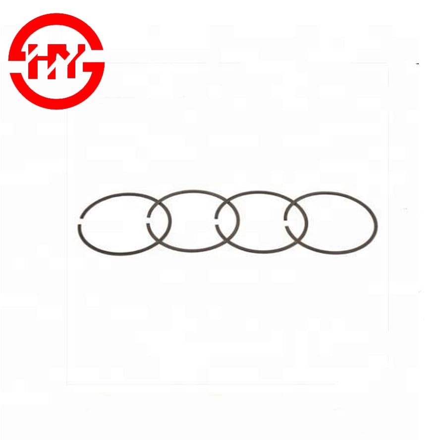 China supplier new engine parts engine parts piston ring for Japanese car