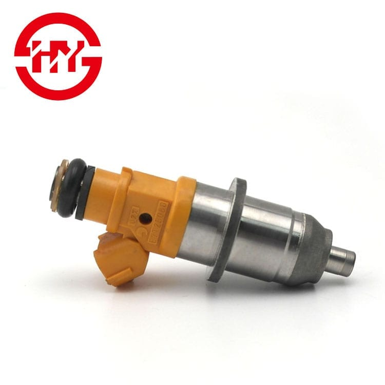high quality reasonable price engine parts Fuel injector oem E7T25080 for Japanese car