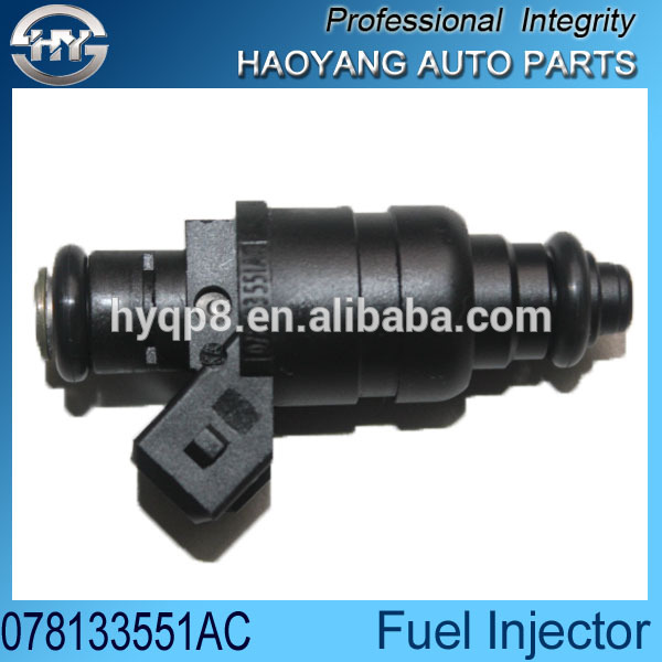 100% BRAND ORIGINAL OEM. 078133551AC Car Fuel Injector Injection Nozzle