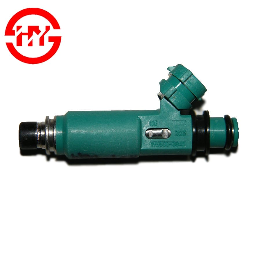 Hot Sale For Car Original Fuel Injector Parts electronjc OEM195500-3840 Featured Image