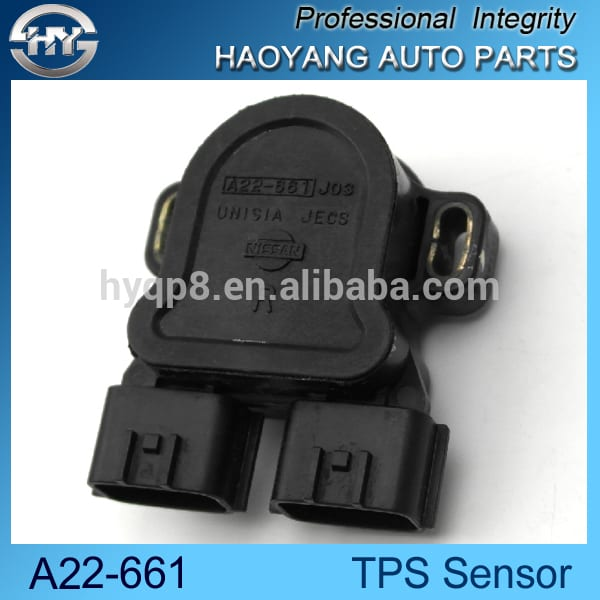 Nisan SKYLINE R33 SERIES 2 S2 RB25DET Throttle Position Sensor TPS A22-661 J03