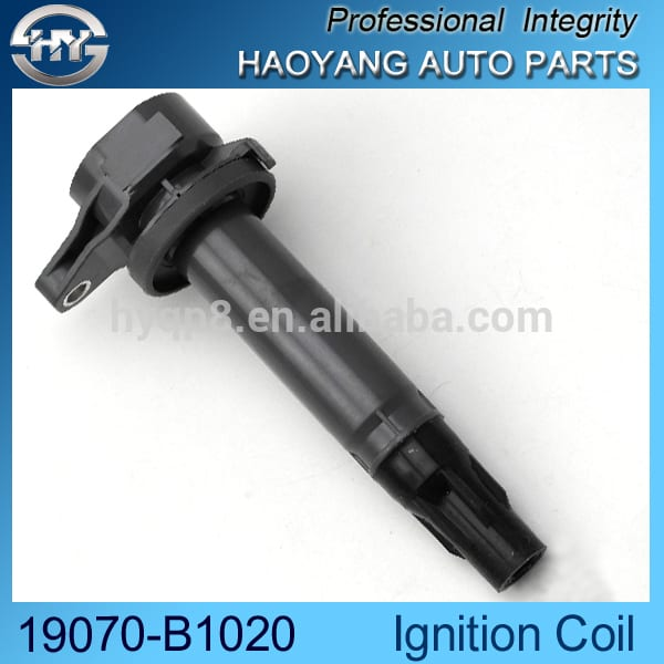 Factory price ignition coil OEM No 19070-B1020 Auto spare parts