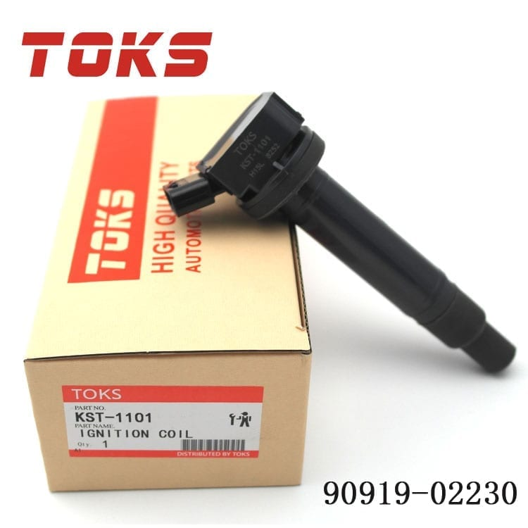 Factory Outlet Car Dynamo Mountings Ignition Coil for Japanese Car oem# 90919-02230