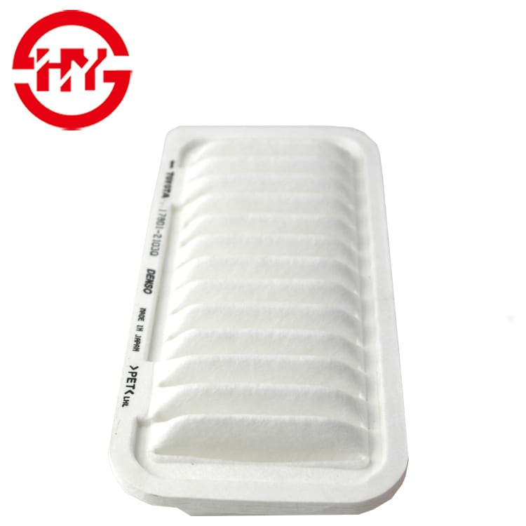 New engine 17801-21030 Air Filter for Toyo ta  Echo 00-05 Yaris Scion XA XB 04-06
