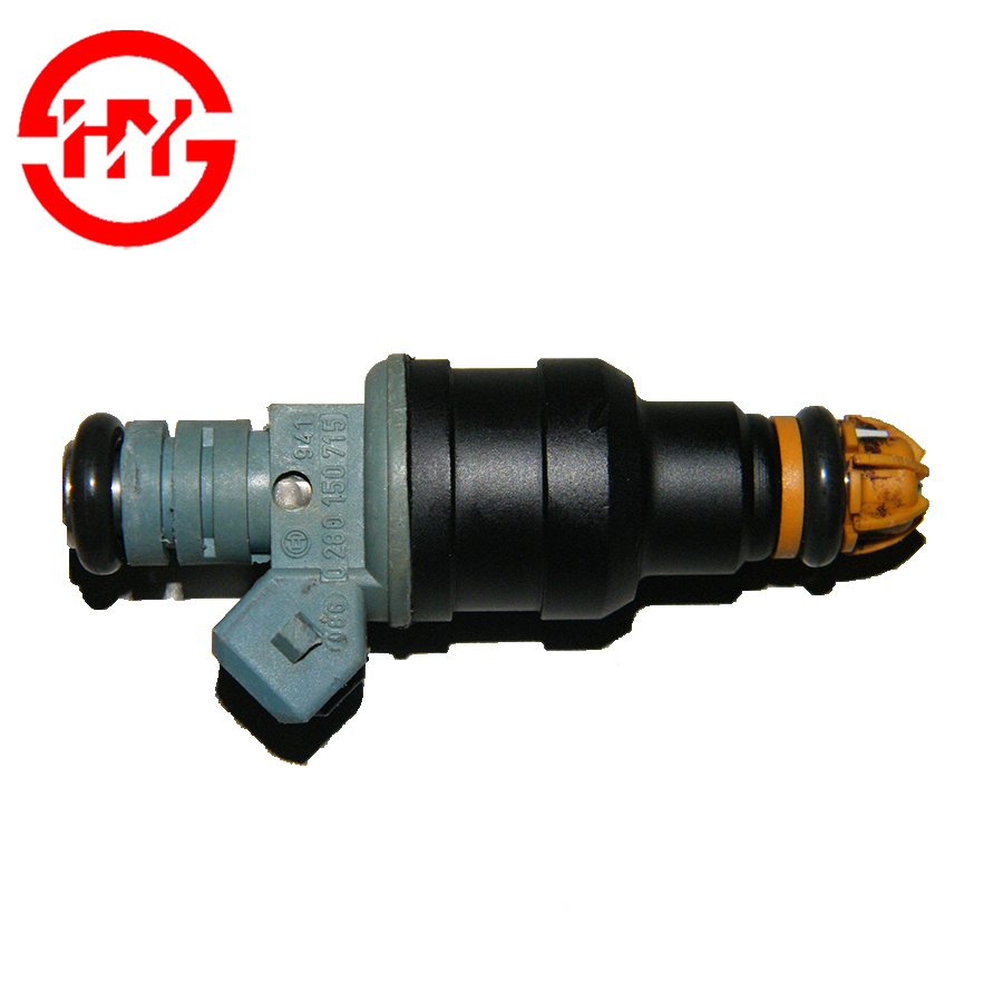 High Performance Ezigbo Car 4 oghere Fuel Injector nozulu N'ihi E30 325i 325iS 324iX E34 525i M20 2.5 L6 0280150715