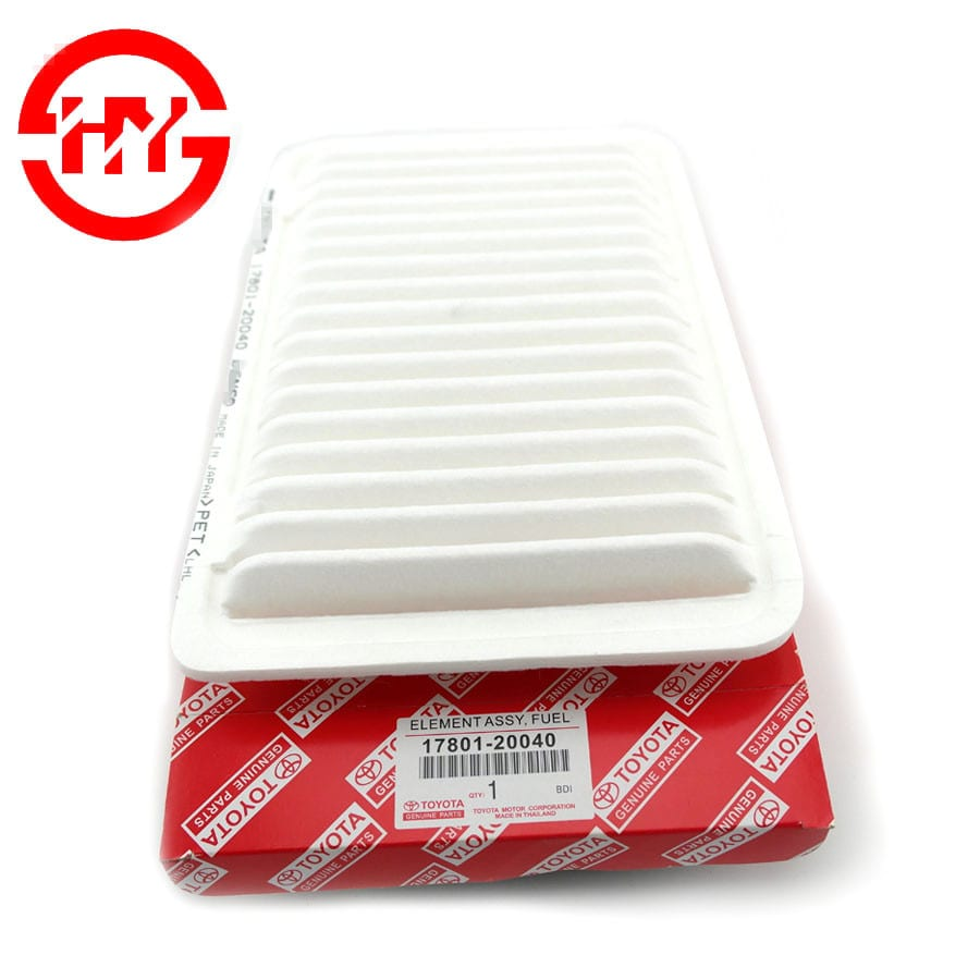 car air filter for sale oem# 17801-20040/0P040/0H020/0H010/01H10 Featured Image