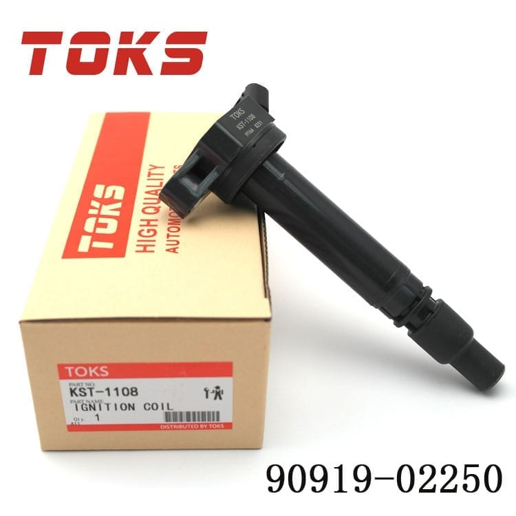 hot china products wholesale spark ignition coil for Japanese car oem no.90919-02250 90919-A2003