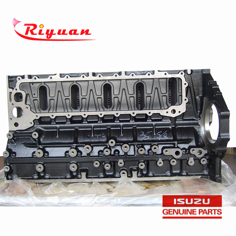 8-98180706-5 Cylinder block 8-98050701-2 pt 6HK1 6HH1 Featured Image