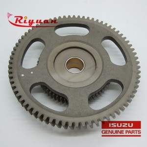 8-97600586-1 Isuzu Engine Parts Idle Gear for ISUZU 4HK1 6HK1 NKR NPR