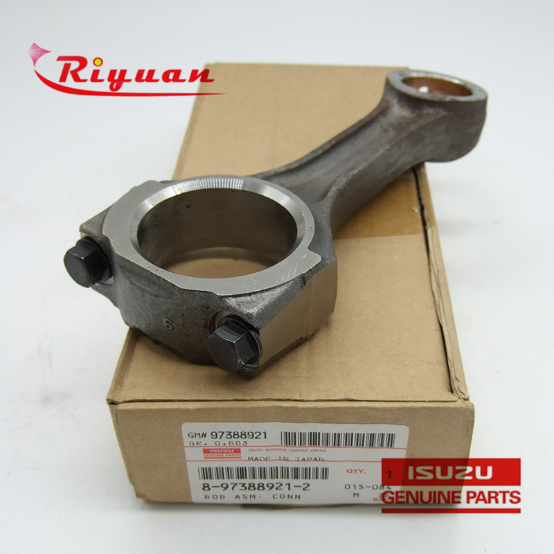 8-97388921-2 Connecting Rod Assembly Suitable for ISUZU NLR85 4JJ1 Featured Image