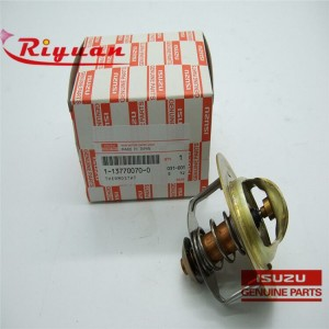 1-13770070-0 ISUZU 6BG1 6BD1 Engine THERMOSTAT