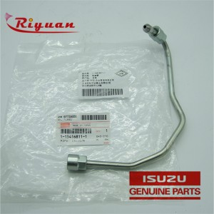 1-15416811-1 ISUZU original common rail high pressure pipe