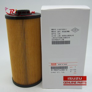 8-98074288-0 Isuzu BVP 4HK1 Fuel Filter